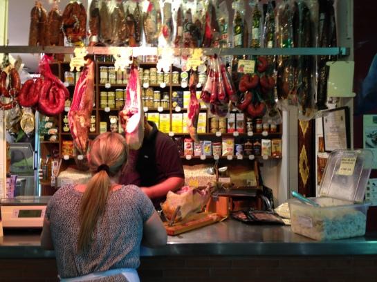 Market, Seville