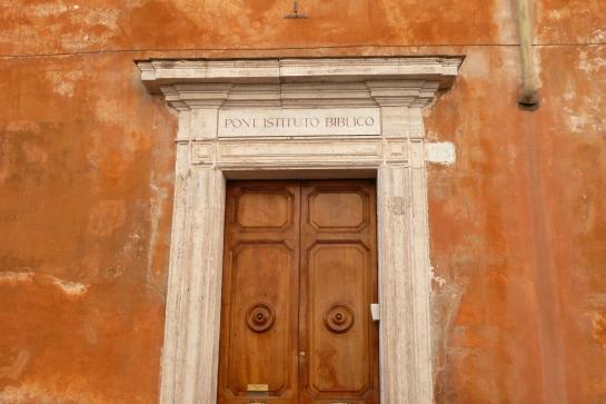 Door, Rome